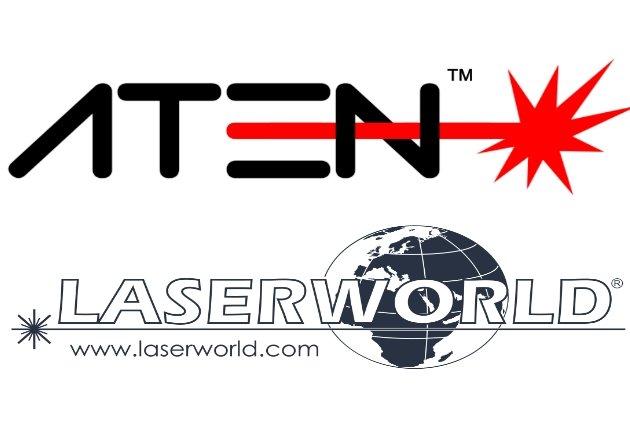 Atenlaser wird Teil der Laserworld Group und verstärkt die Produktentwicklung bei RTI