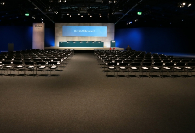 LIMELIGHT Veranstaltungstechnik betreut Telefonica Hauptversammlung in München