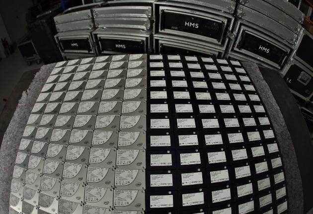 loop light investiert in Speichersysteme und stellt Petabyte SSD Speicherplatz zur Verfügung