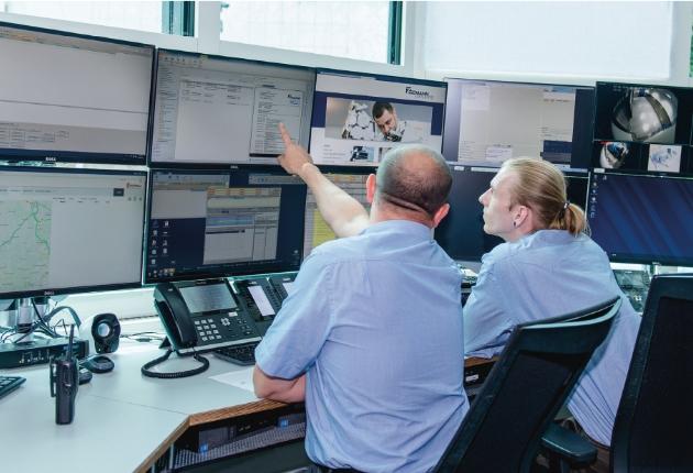 Ziemann und SaferWorX stellen Alarmierungslösung SafeGuard24h vor