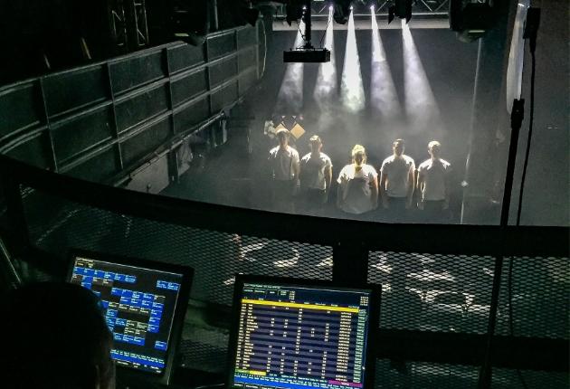 Zero 88 sorgt beim Edinburgh Fringe Festival für Atmosphäre
