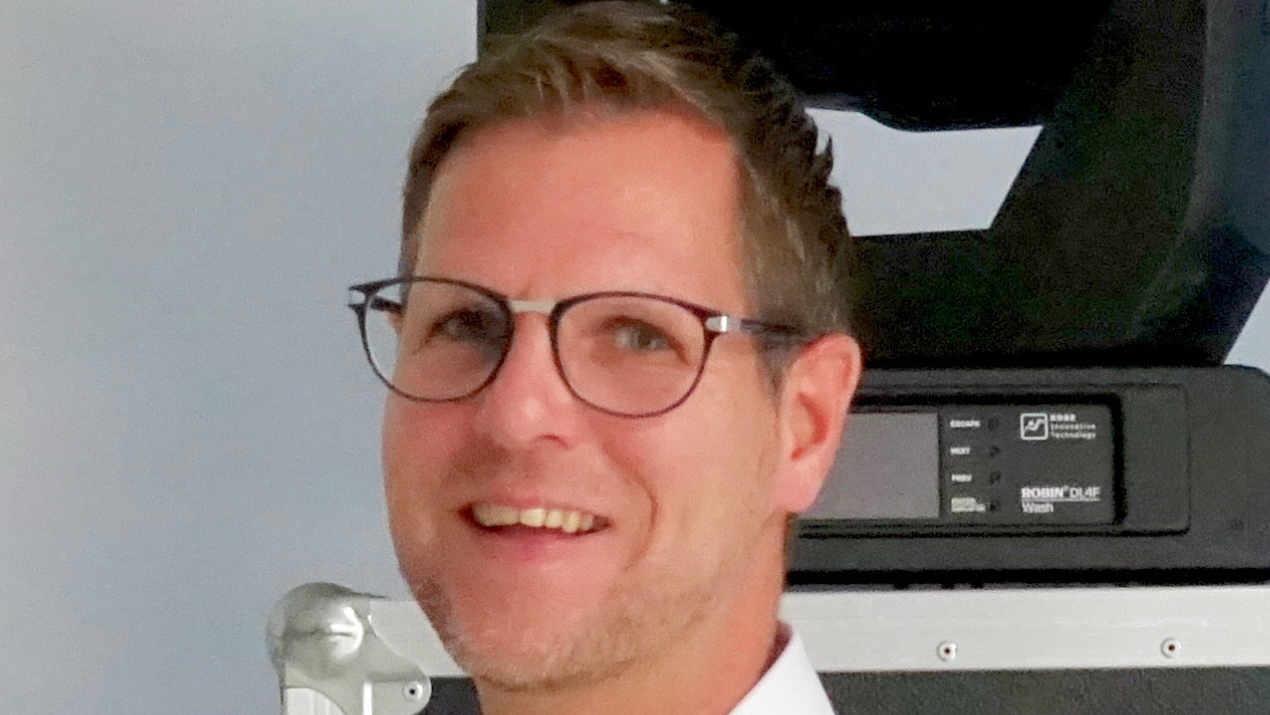 Marcel Fraenkler verstärkt den Vertrieb von Robe Deutschland
