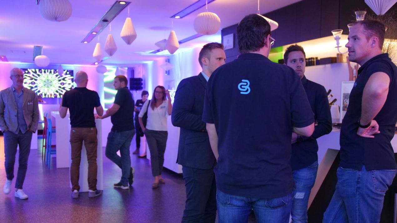 Gahrens + Battermann Köln freut sich über erfolgreiches End Of Summer-Networking Event
