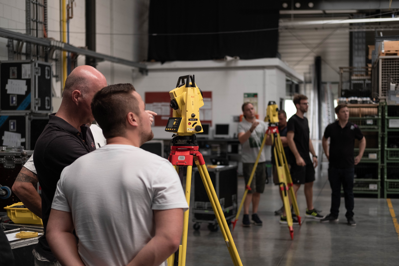 Die Media Resource Group bietet zwei Workshops zum Thema 3D-Tracking an