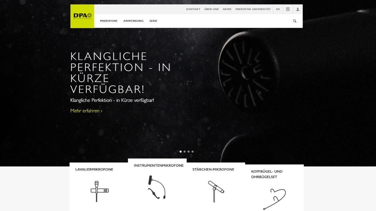 DPA Website