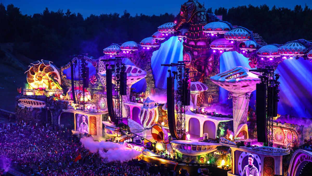 L-Acoustics L-ISA sorgt für ein hyperreales Tomorrowland-Erlebnis