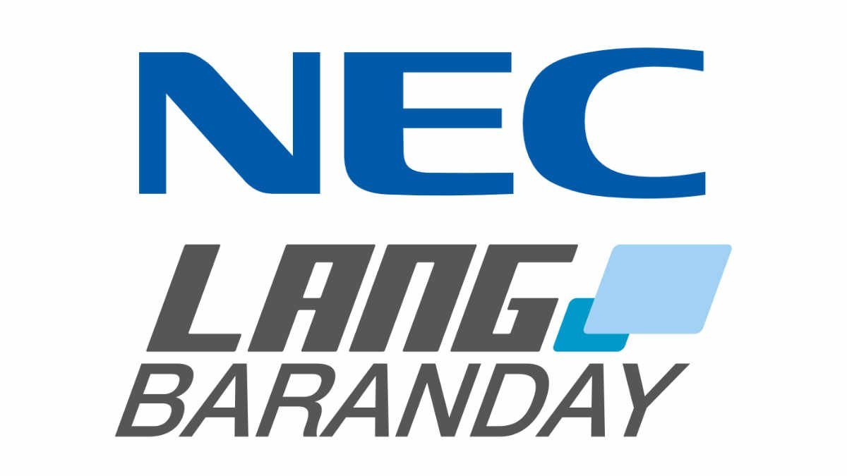 LANG BARANDAY nimmt NEC Display Solutions Europe ins Distributionsportfolio auf