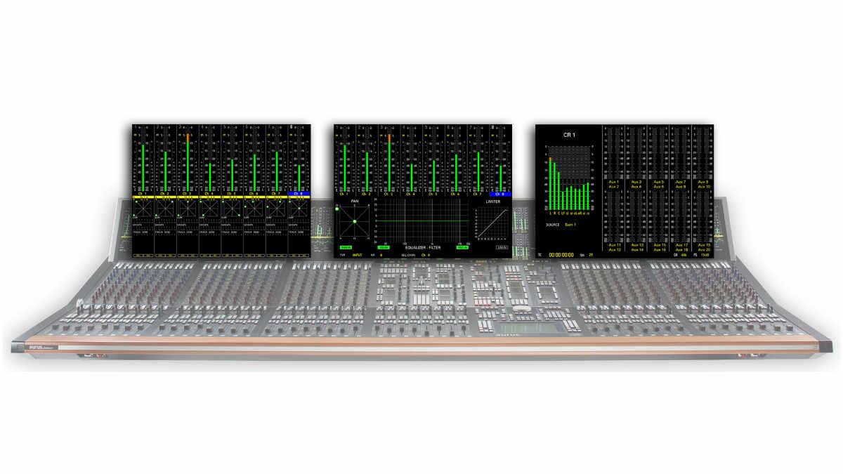 Software Release 4.7 lässt Stage Tec AURUS platinum 3D-Audio mischen