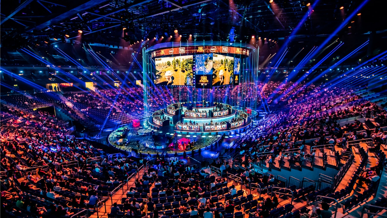 Live Legends setzen das PUBG Global Invitational in Berlin mit Robe in Szene