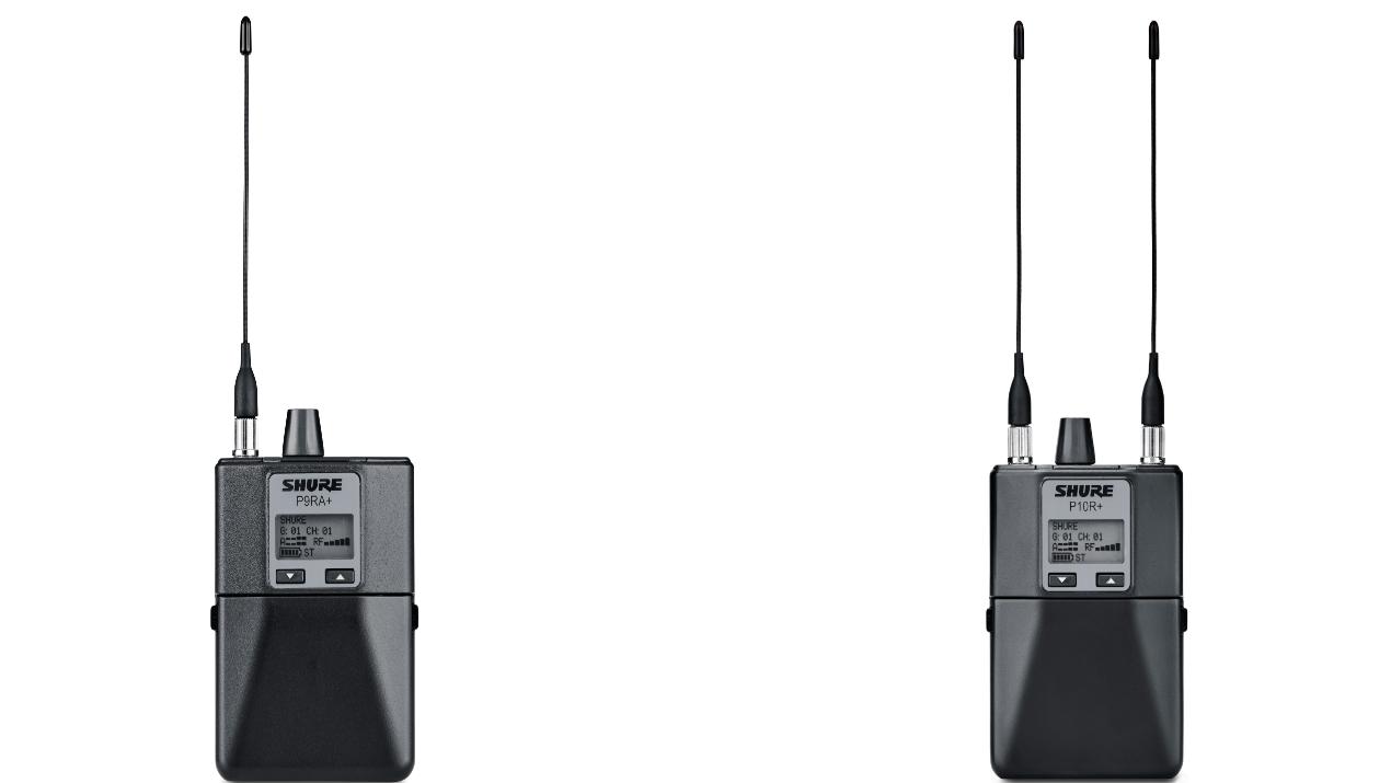 Shure stellt Upgrade der PSM 900 und PSM 1000 IEM Taschenempfänger vor