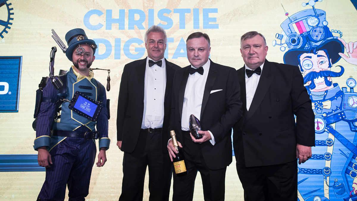 AV Magazine zeichnet Christie als Most Influential Company aus