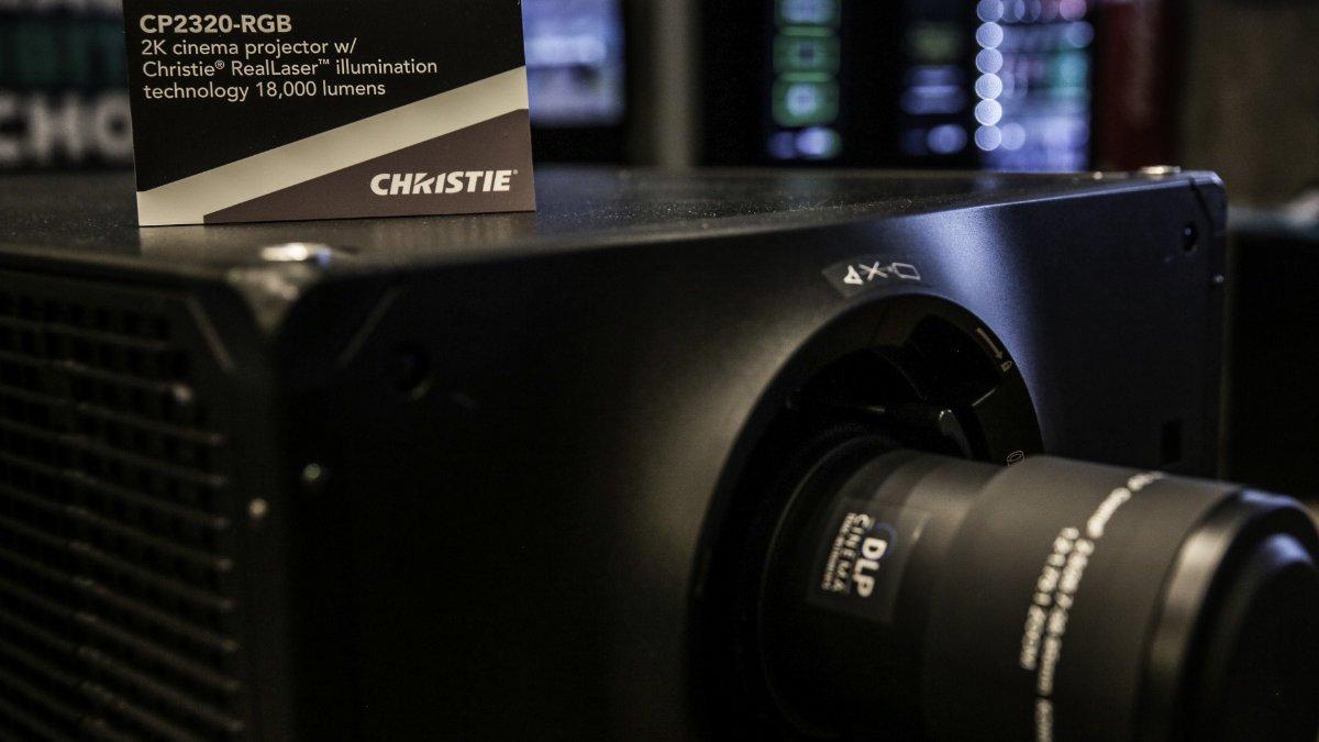 CGR Cinemas entscheidet sich für Christie RGB RealLaser