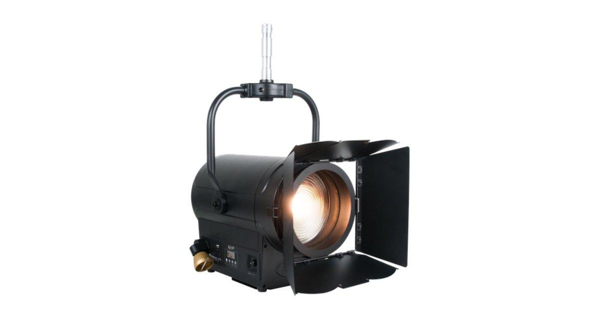 ELATION KL Fresnel 6″ jetzt auch als P.O.-Version verfügbar