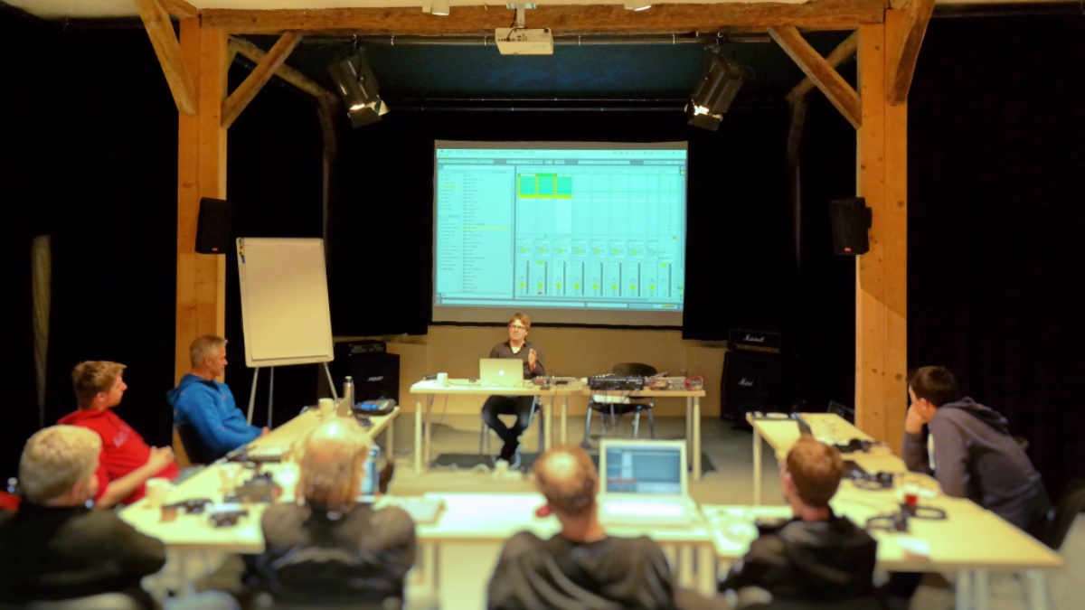 Grundlagenseminar Ableton Live für Veranstaltungstechniker