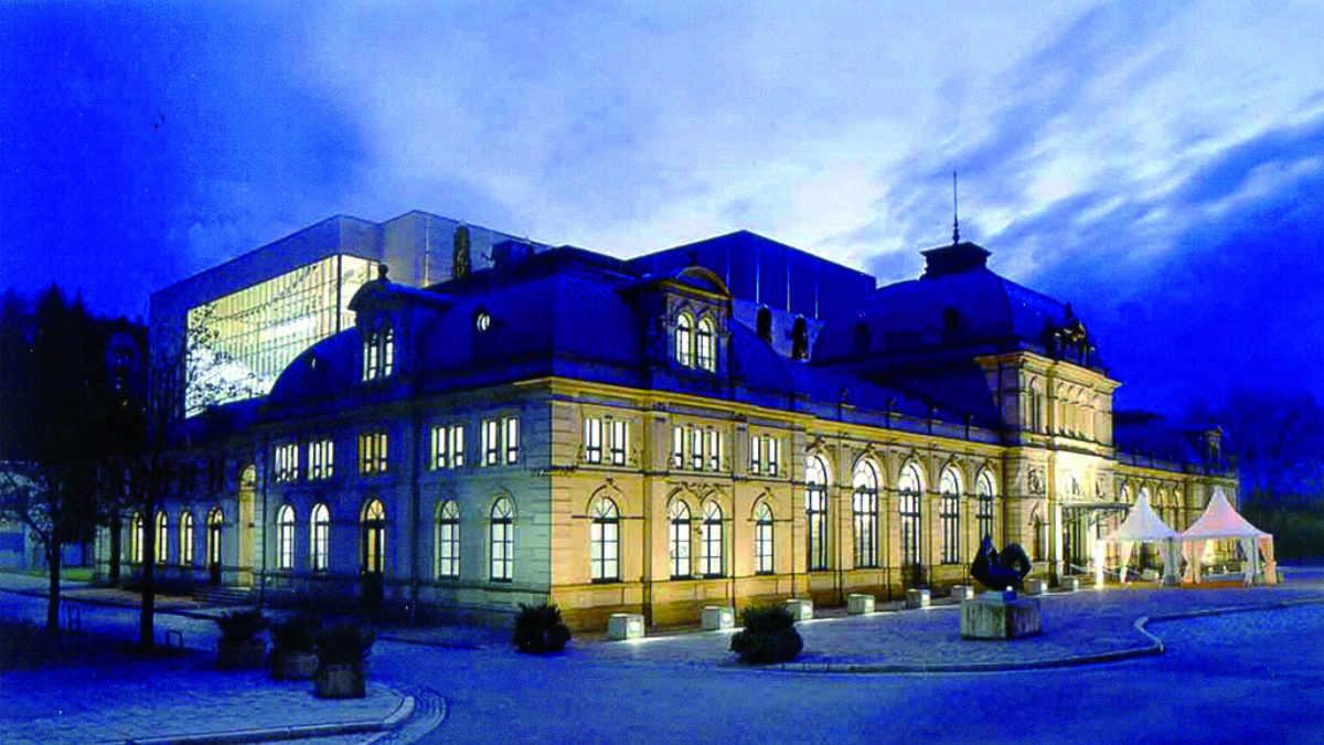 Rock Shop stattet das Festspielhaus Baden-Baden mit einer Yamaha CL5 Digitalkonsole aus