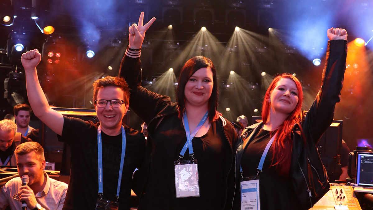 Hog Factor-Siegerin Nina Mesitz blickt auf den Wettbewerb zurück