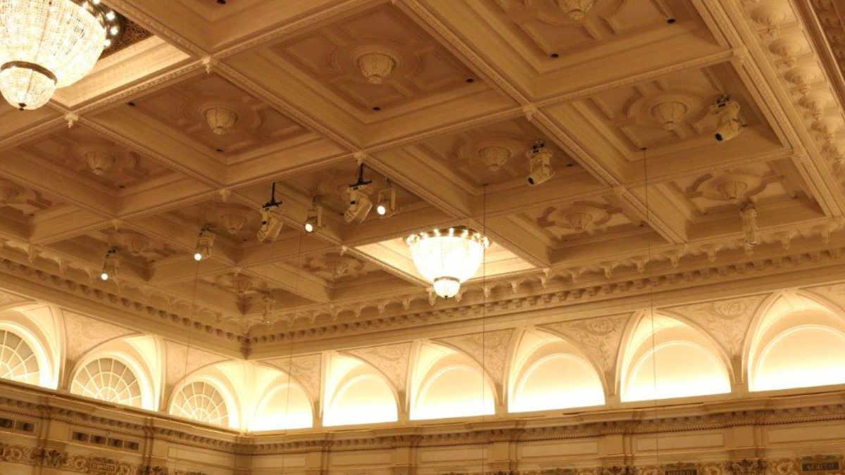 High End Systems gibt dem Koninklijk Concertgebouw ein Licht-Update