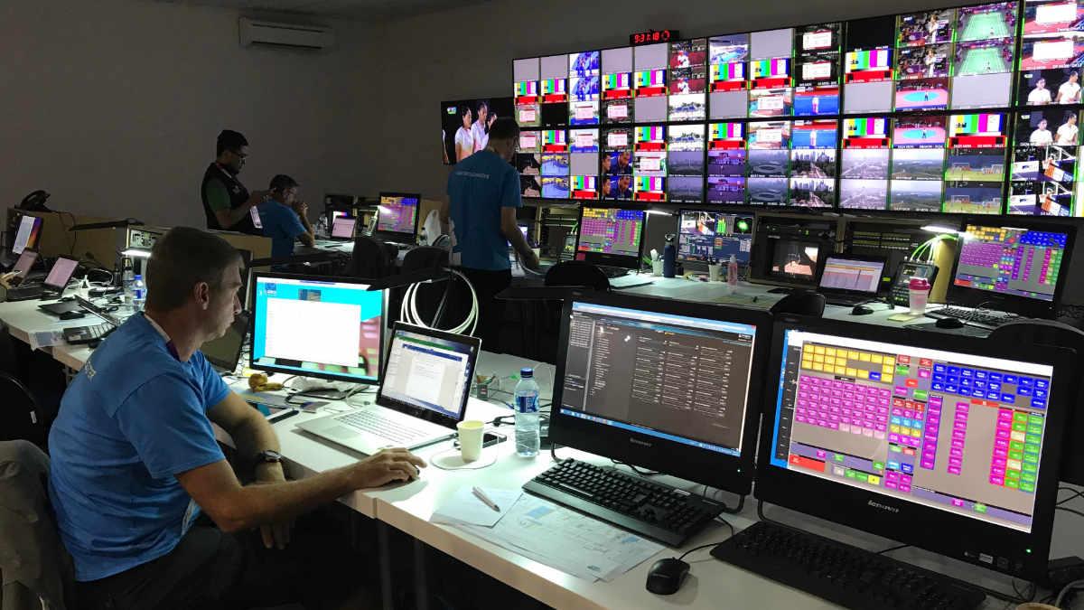 Lawo-Equipment bei den Asian Games in Jakarta im Einsatz