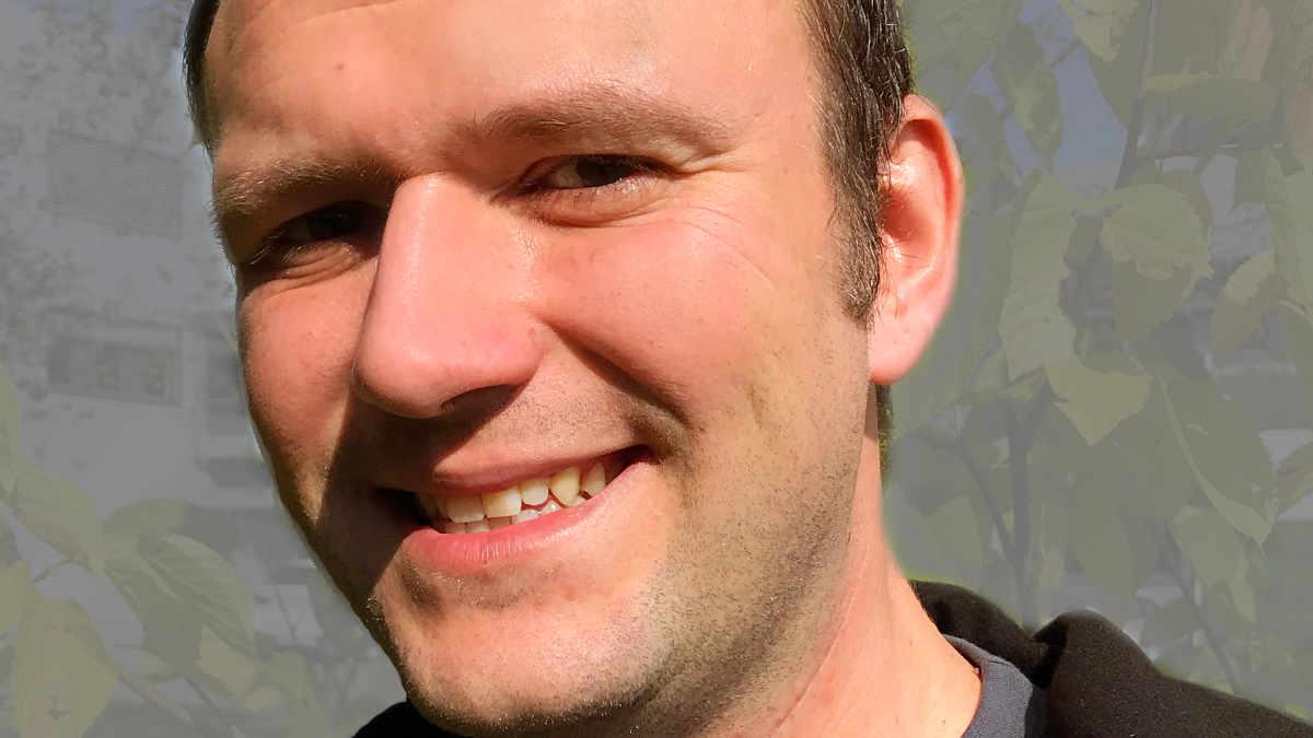 Martin Zniva leitet das Service-Team von Preworks