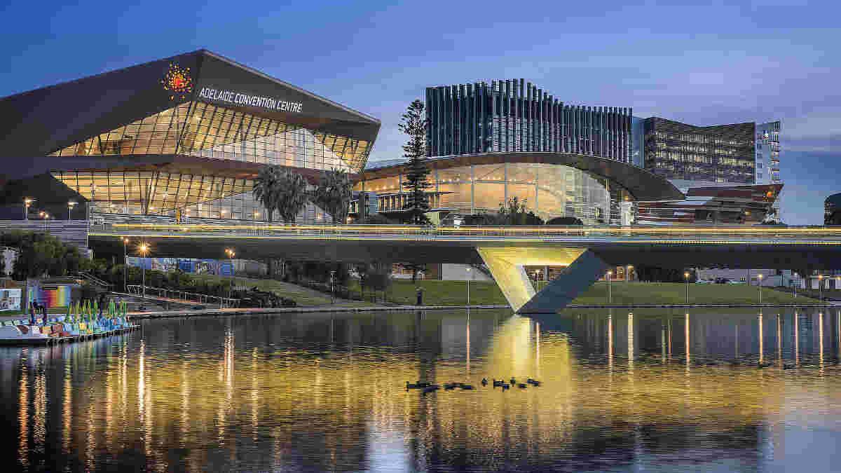 Adelaide Convention Centre vollendet Modernisierung mit Riedel