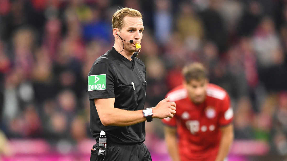 Riedel Bolero S gewährleistet erstklassigen Bundesliga-Schiedsrichterfunk