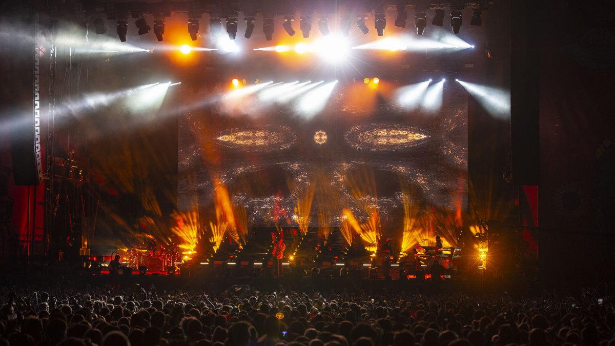 ROBE und TSE überzeugen beim Lollapalooza Festival in Berlin