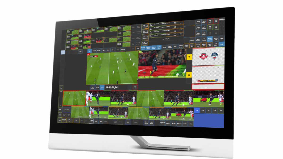 RMC Sport wählt Simplylive ViBox für neue Studios