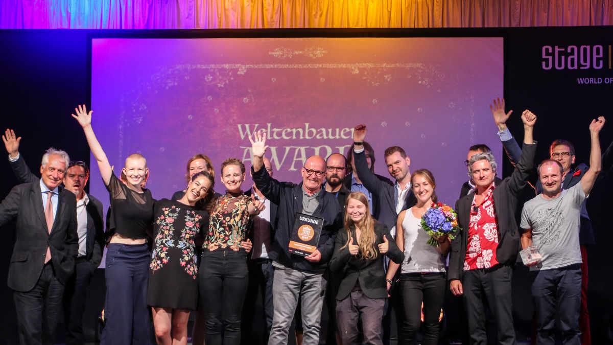 Call for entries für Weltenbauer.Award startet