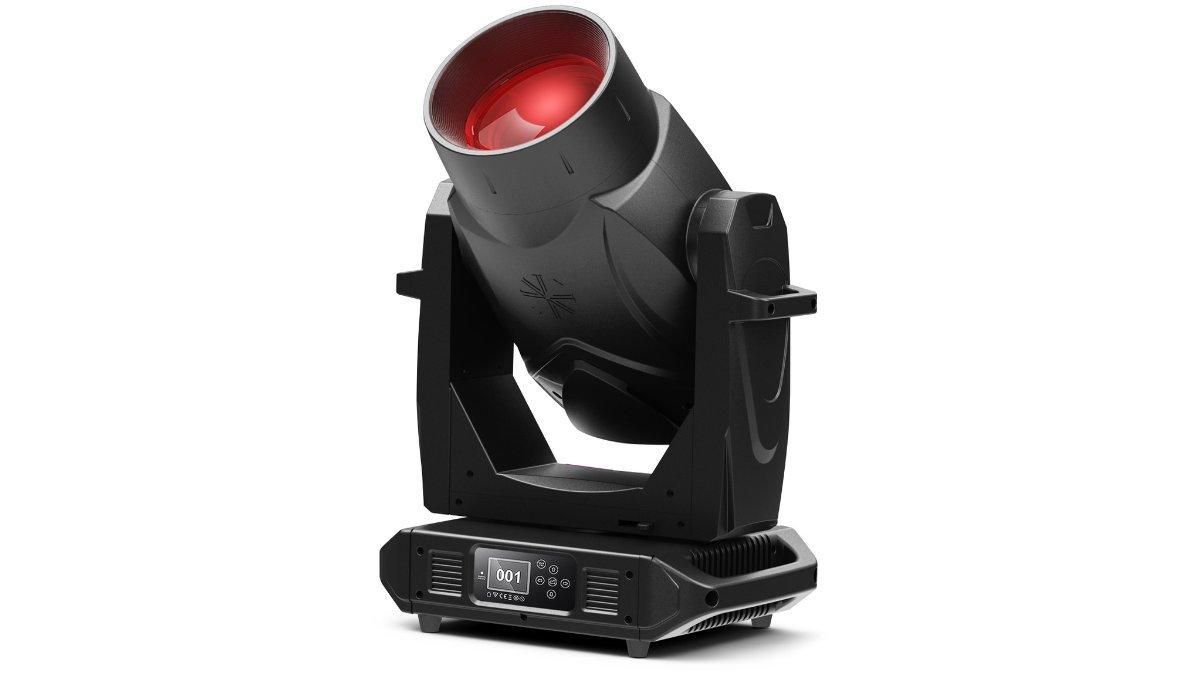Vari-Lite präsentiert den VL10 BeamWash