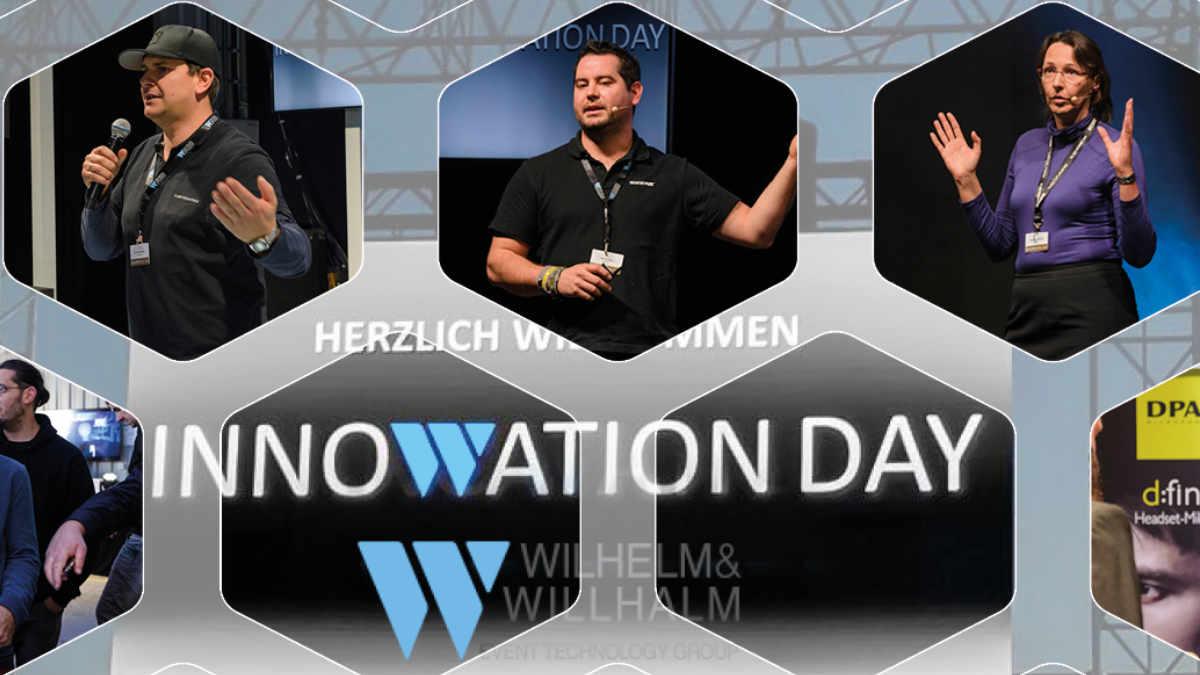 Wilhelm & Willhalm lädt zum vierten InnoWation Day ein
