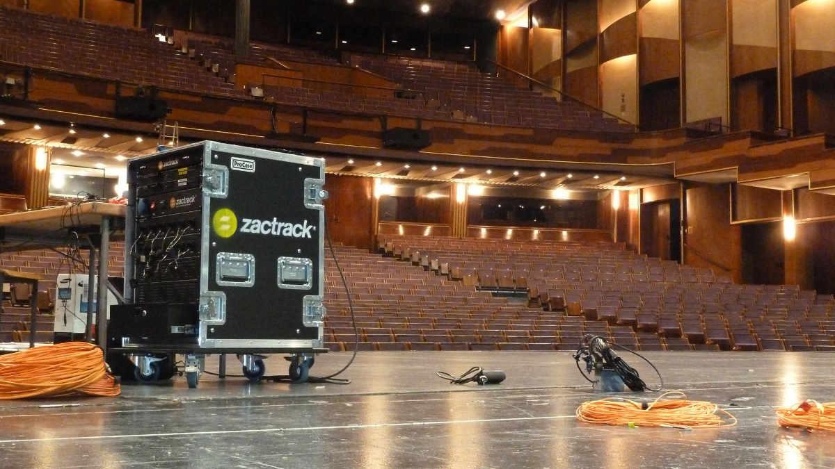 Amptown System Company übernimmt den Vertrieb von zactrack in Deutschland