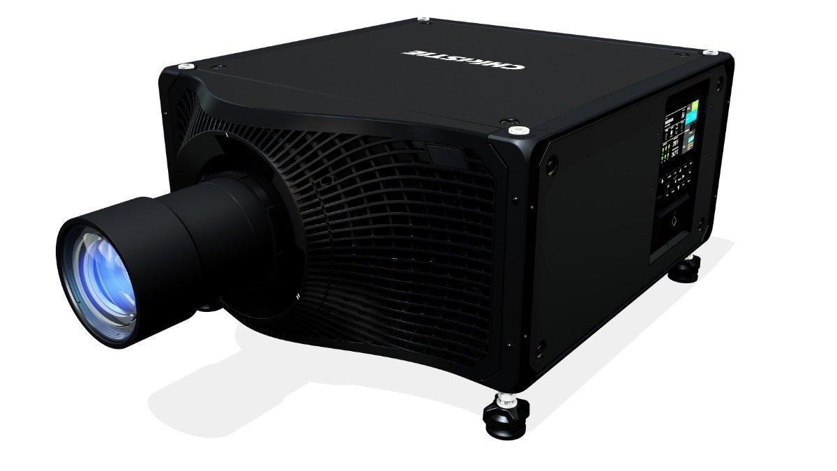 Christie stellt den fasergekoppelten RGB-Laserprojektor Mirage SST vor
