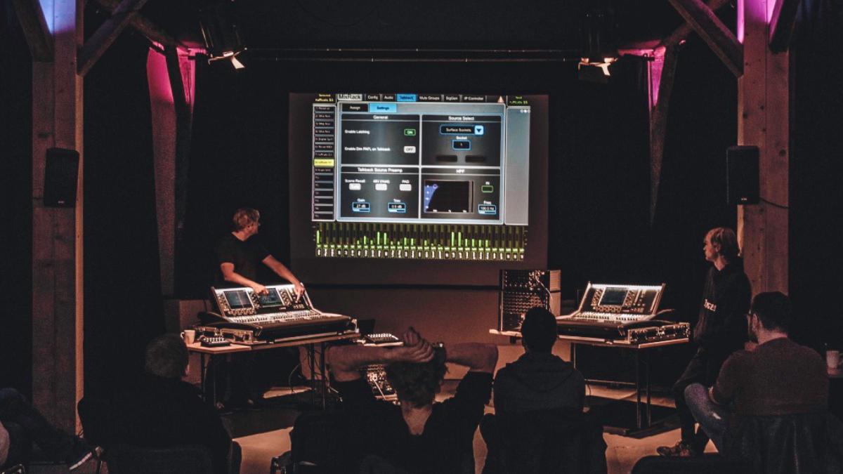 Allen & Heath dLive Seminar im FachWerk