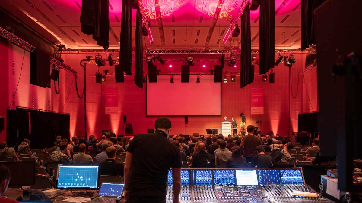 Der VDT blickt auf eine erfolgreiche Tonmeistertagung zurück