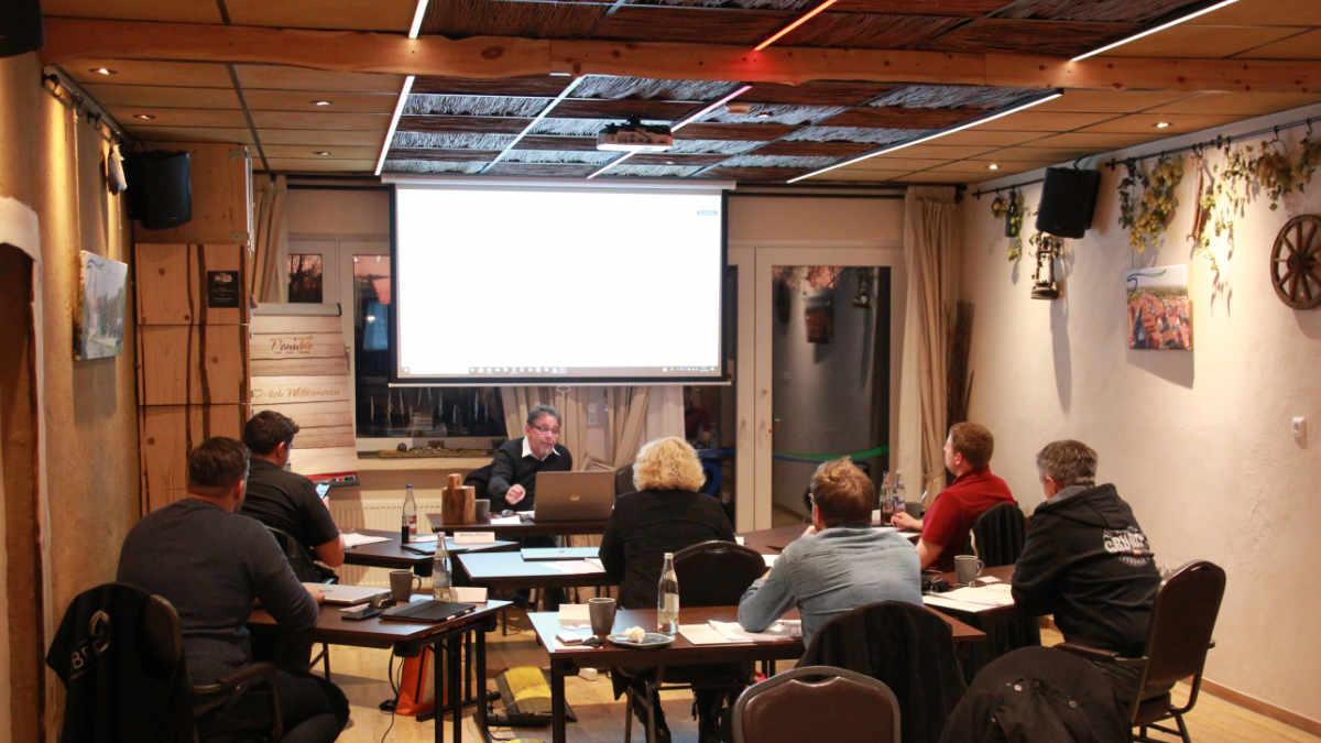 Vabeg freut sich über erfolgreiches Eventsafety Netzwerker-Seminar
