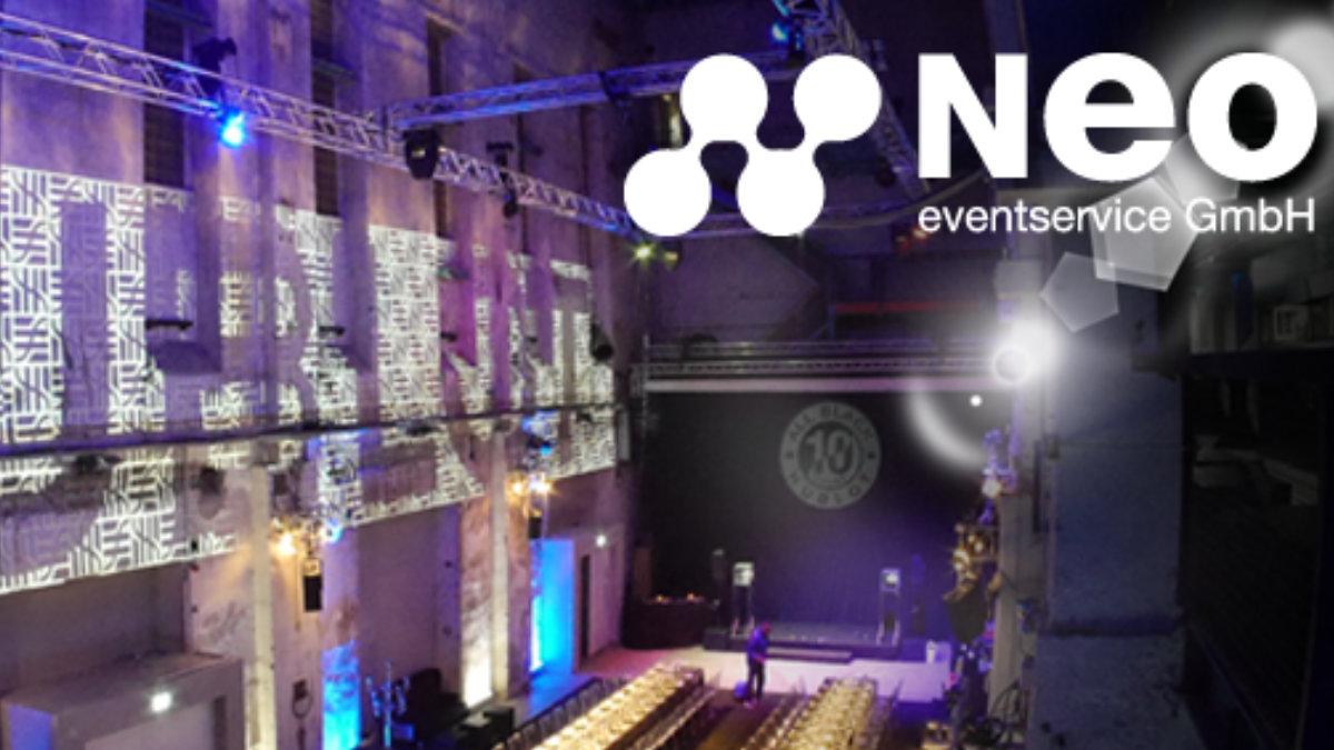 Neo eventservice sucht einen Junior Projektleiter Veranstaltungstechnik (m/w)