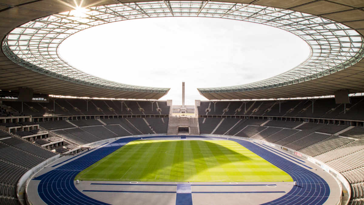 Dynacord IPX-Verstärker sorgen für die Beschallung des Berliner Olympiastadions