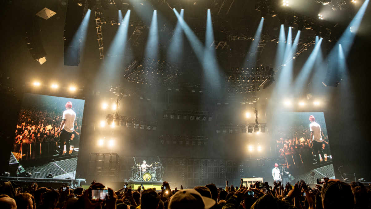 Meyer Sound LEO Family mit Twenty One Pilots auf Tour