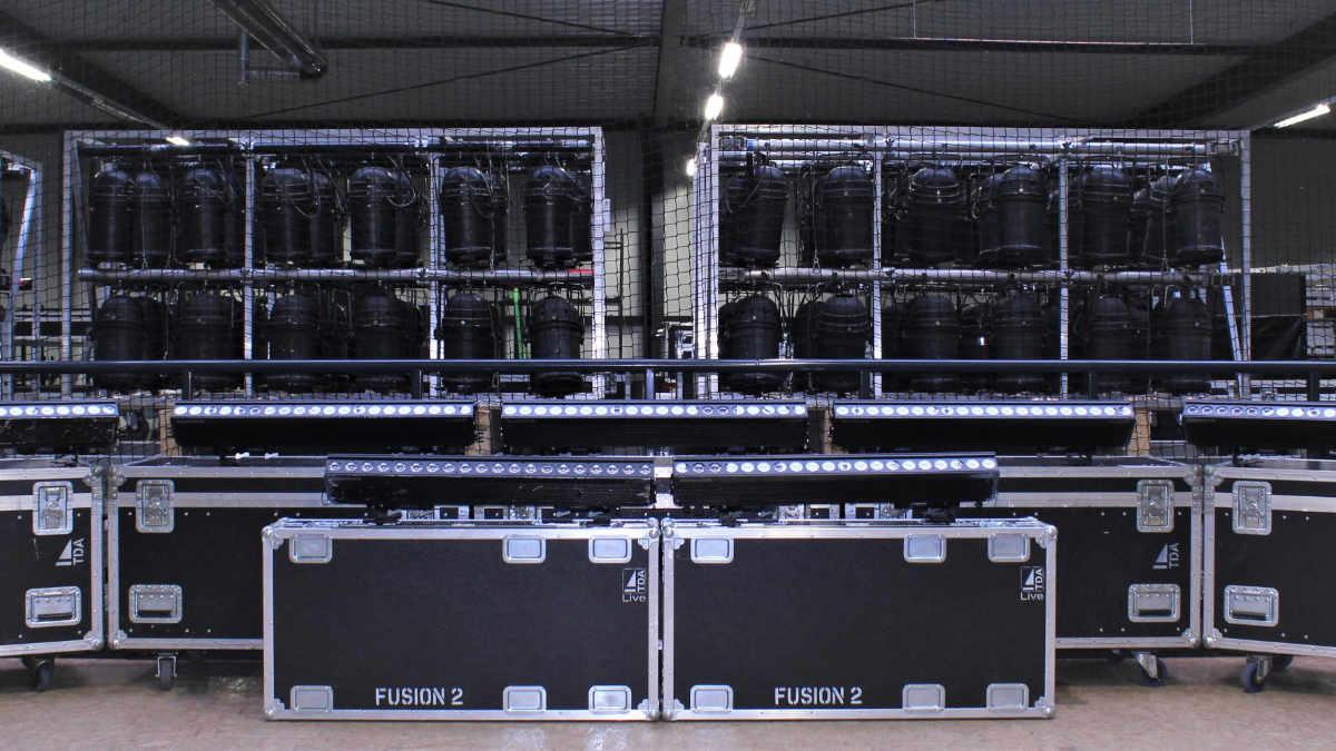 TDA Rental investiert in den Fusion 2 von EHRGEIZ