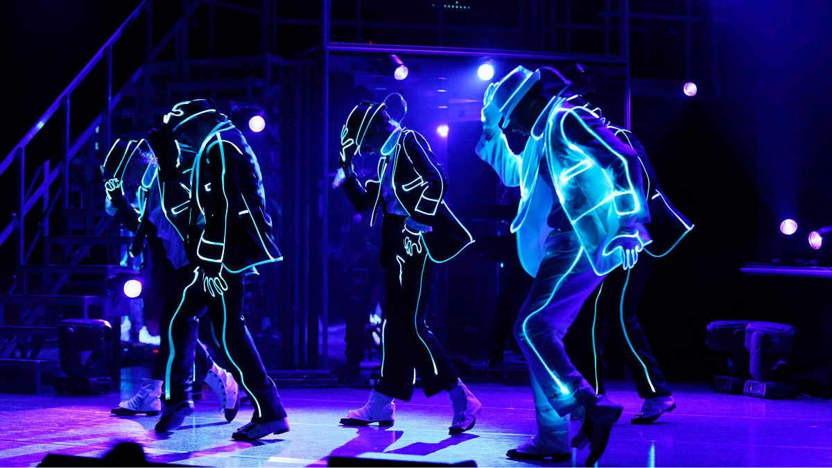 Lichtdesigner Marcus Krömer setzt bei Beat it! auf GLP