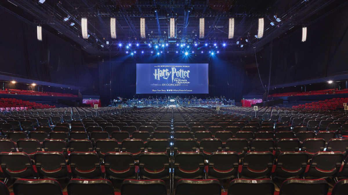Harry Potter und der Gefangene von Azkaban in Concert mit L-ISA
