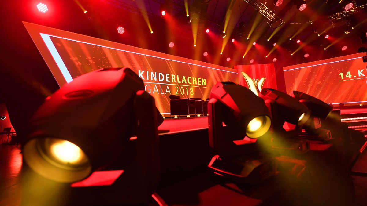 LMP unterstützt als Techniksponsor die Kinderlachen Gala
