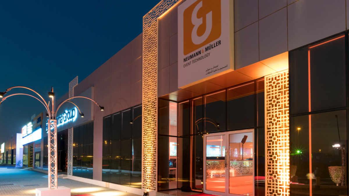 Neumann&Müller bezieht neue Räume in Dubai
