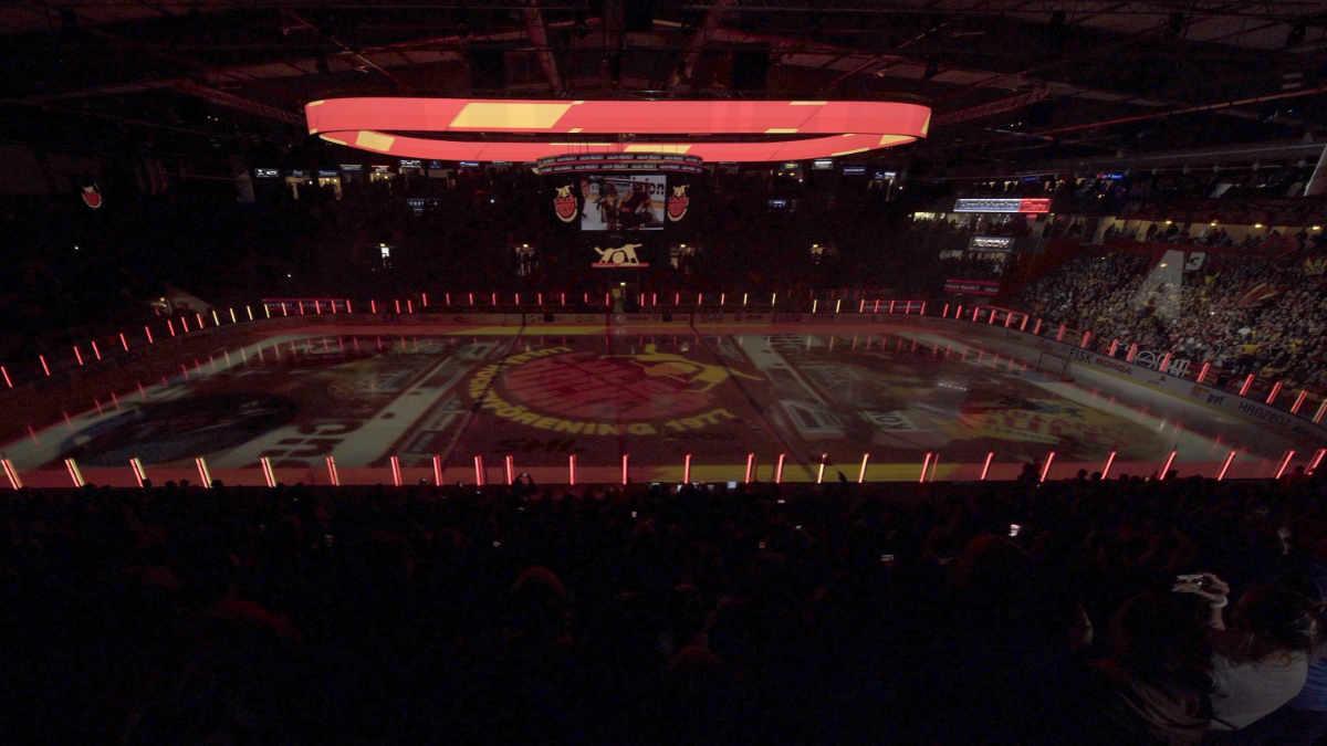 NEXO sorgt für perfekten Sound in der Coop Norrbotten Arena