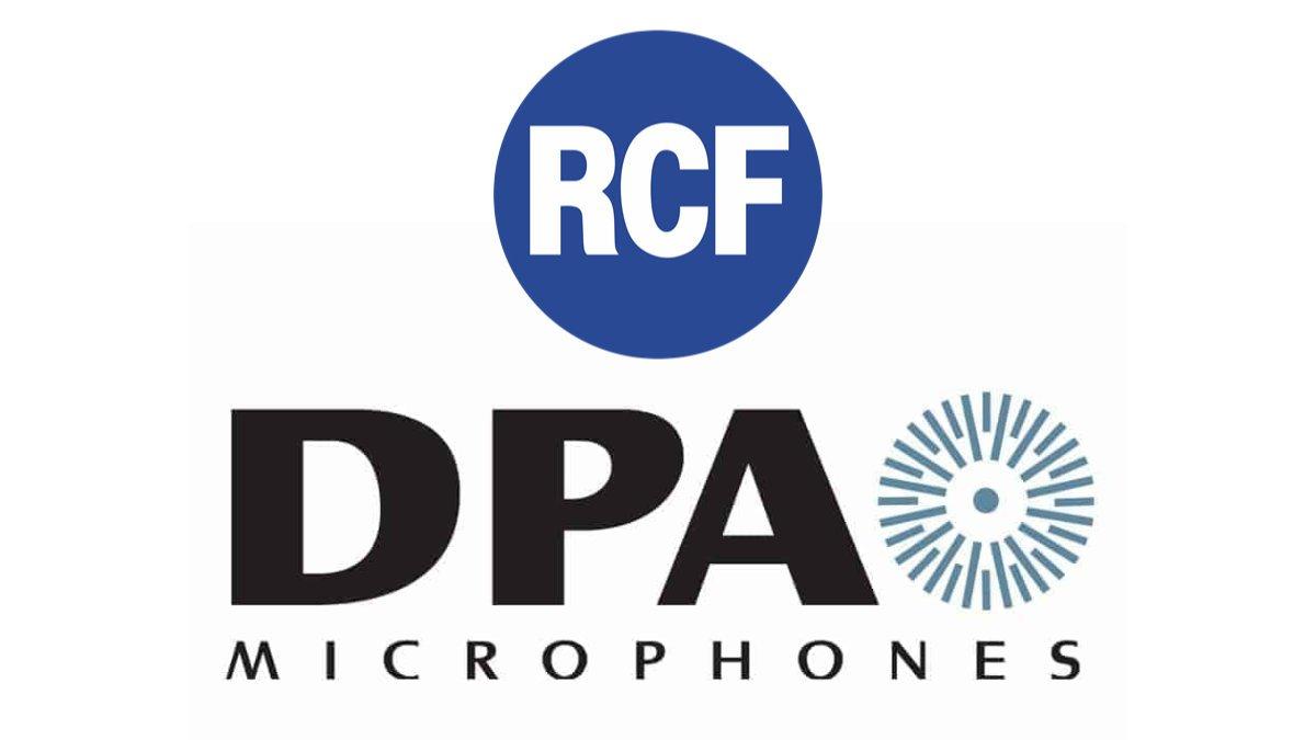 RCF Group übernimmt DPA Microphones