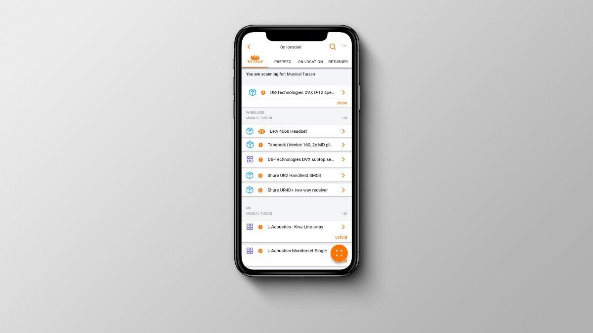 Rentman stellt neue mobile App der Vermietungssoftware vor