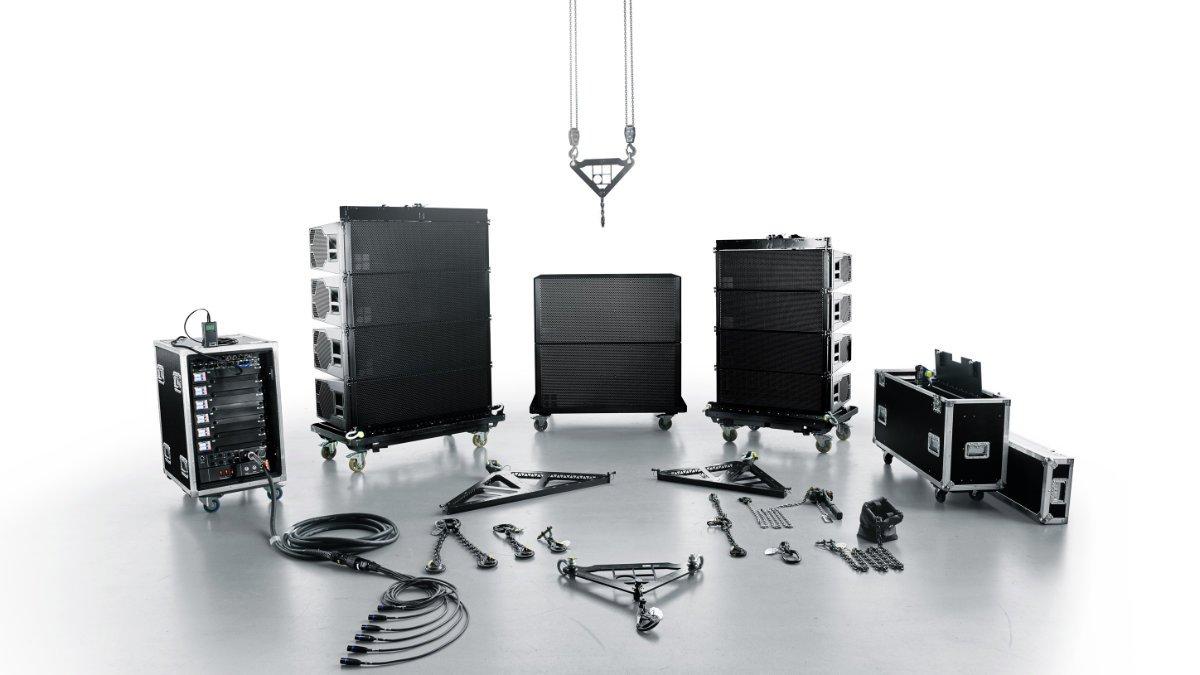 d&b audiotechnik präsentiert das KSL-System