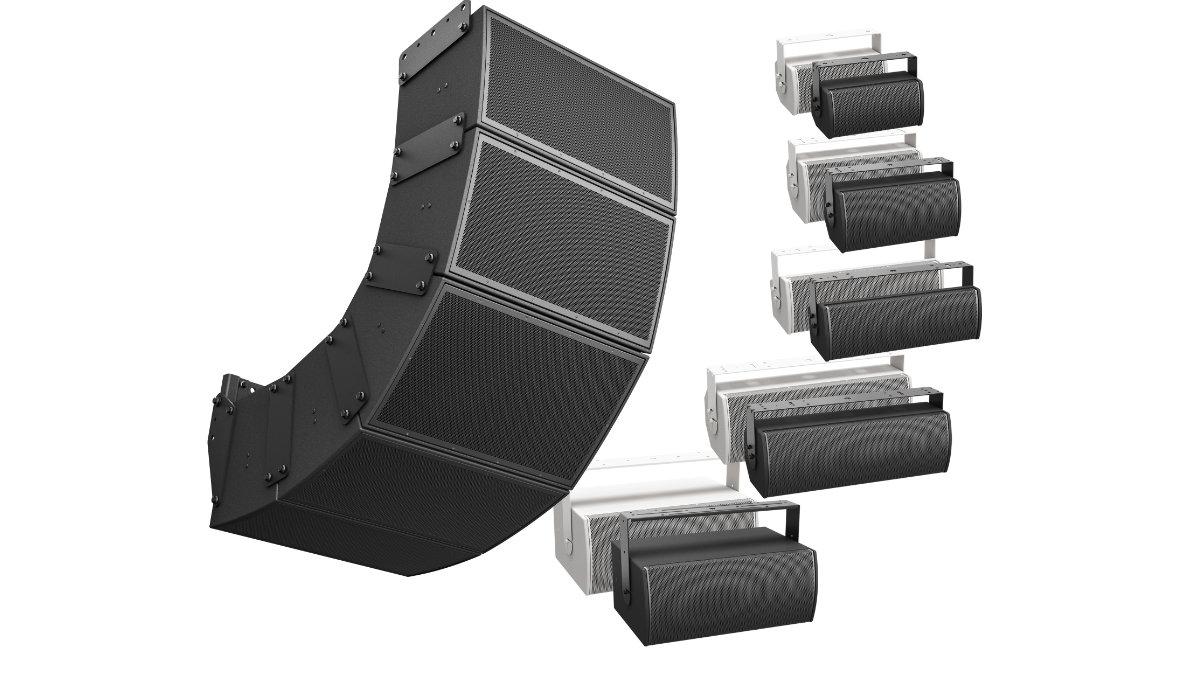 Bose präsentiert die neuen ArenaMatch Lautsprecher auf der ISE