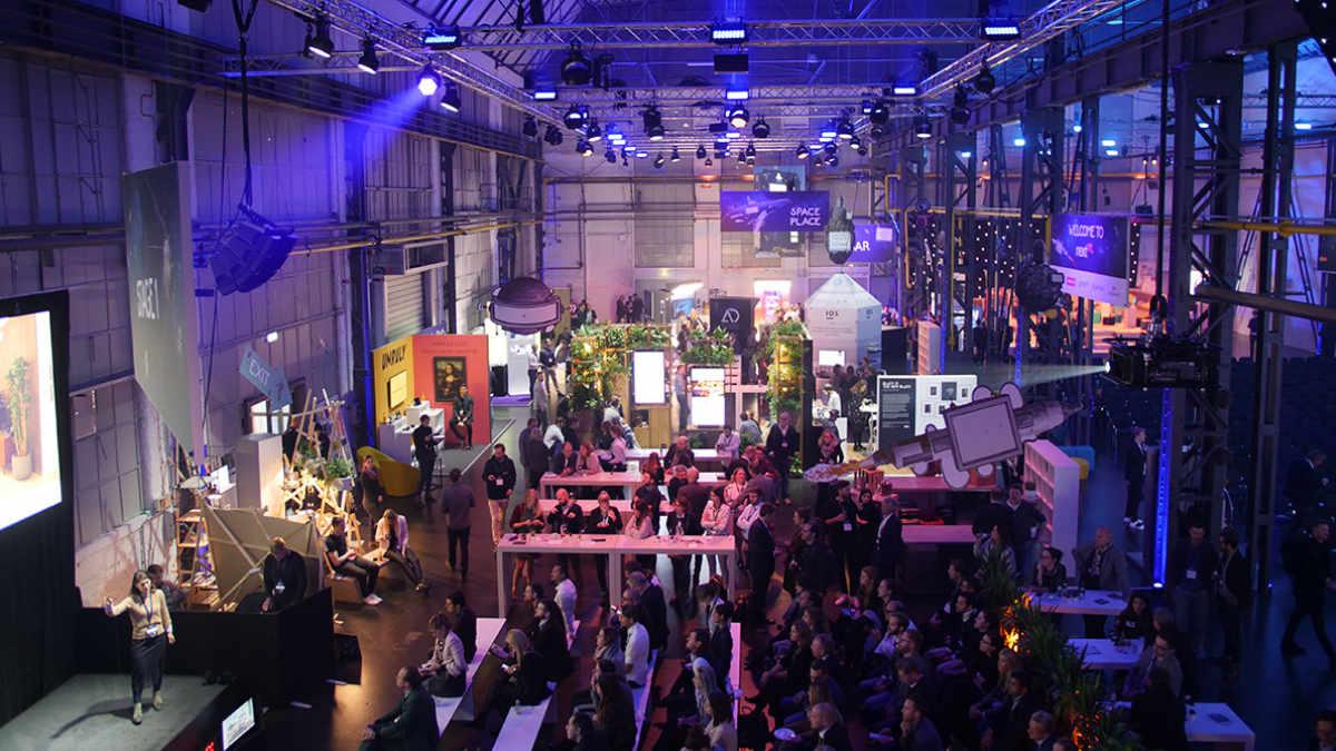 Gahrens + Battermann stattet die NextM Conference in Düsseldorf aus