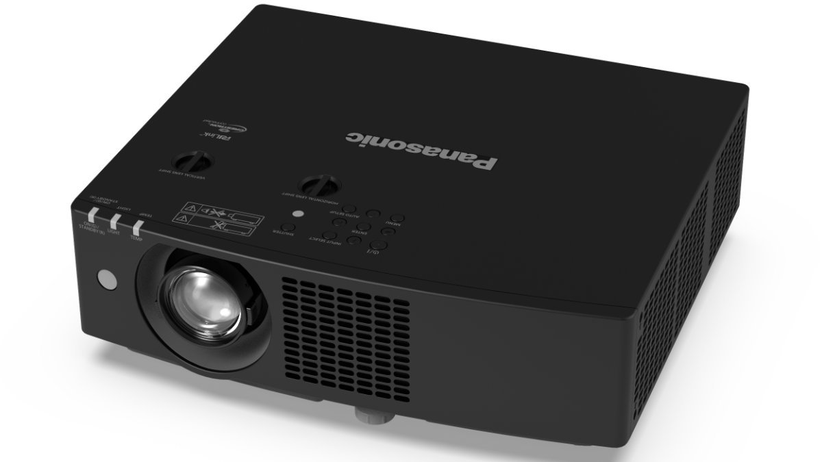 Panasonic stellt Projektorserien VMZ50 und VMZ60 vor